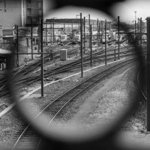 stage photo noir et blanc