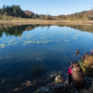 apprendre à photographier les lacs du Jura
